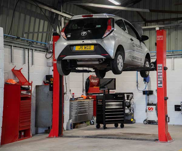 Car and Van Servicing - Swansea