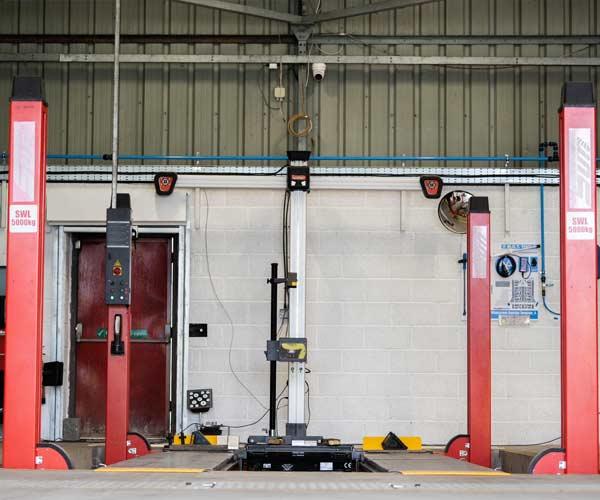 MOT and Service Centre - Swansea